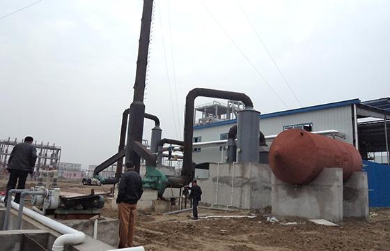 2T,6T锅炉脱硫除尘