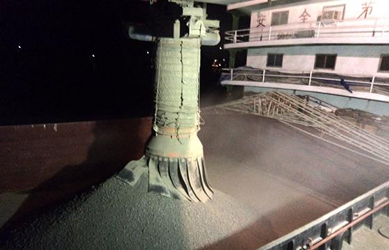 装船机除尘吸尘