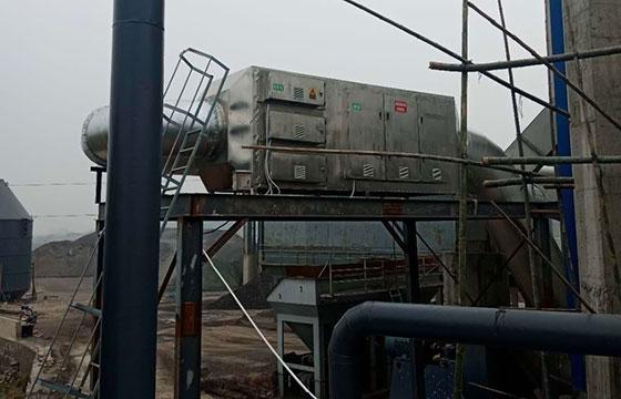 沥青厂等低温离子光催化废气治理