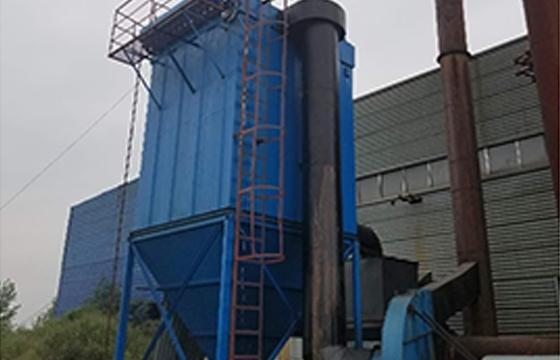 生物锅炉收尘