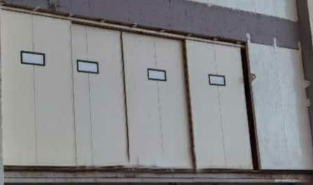 磨机房隔音门